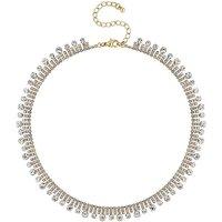 Jon Richard Circle Collar Necklace