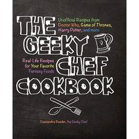 THE GEEKY CHEF COOK BOOK