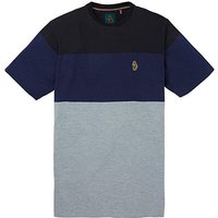 Luke Sport Stripe Panel T-Shirt Long