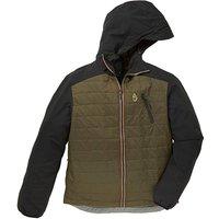 Luke Sport Hooded Quilt Jacket