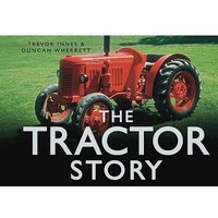 THE TRACTOR STORY - BOOK