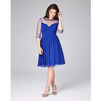 Little Mistress Skater Dress