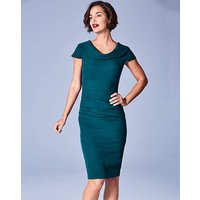 Eden Row Virginia Ruched Dress