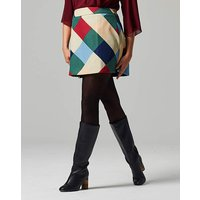 Traffic People A Line Mini Skirt