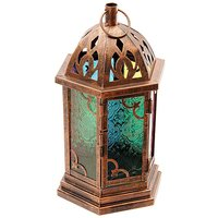 Domed Moroccan Style Lantern