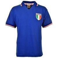 Italy Retro Football Shirt