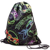 TMNT Neon Faces Gymbag