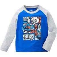 Nike Boys Air Max Long Sleeve T-Shirt