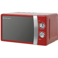 Russell Hobbs 17L Red Microwave