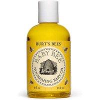 Burts Bees Nourishing Baby Oil