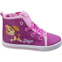 Paw Patrol Girls Lace Up Boot