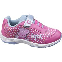 Peppa Pig Girls Touch Fastening Trainer