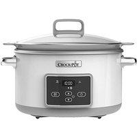 Crockpot 5 Litre Duraceramic Slow Cooker