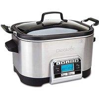Crockpot 5.6 Litre Digital Slow Cooker