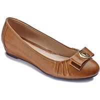 Natures Own Low Wedge Shoes E Fit