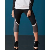 Sports Capri Colourblock Legging