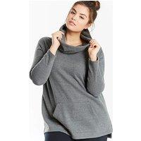 Cowl Neck Pullover
