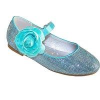 Sparkle Club Blue Glitter Shoes
