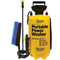 Streetwize Portable Power 10L Sprayer