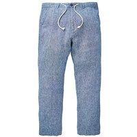 W&B Blue Linen Trousers