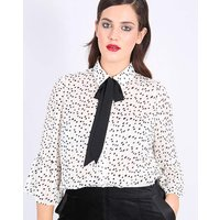 Lovedrobe Pussy Bow Blouse