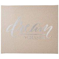 Dream Chaser Embellished Canvas