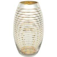 Gold Hoop Fat Vase at JD Williams Catalogue