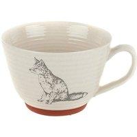 Portobello Stafford Wildlife Fox Mug