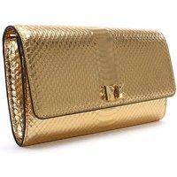 Michael Kors Leather Wallet Clutch Bag