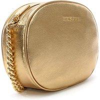 Michael Kors Tassel Oval Messenger Bag