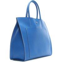 Daniel Coast Leather Pocket Tote Bag