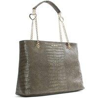 Love Moschino Becky Reptile Tote Bag