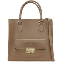 Daniel Milting Large Structured Tote Bag