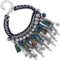 Mood Beaded Cluster Droplet Bracelet