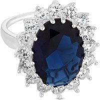Jon Richard crystal kate ring