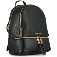 Michael Kors Leather Zip Back Pack