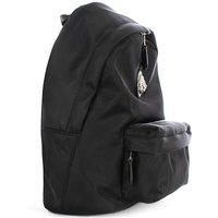 Versus Versace Nylon Lion Head Backpack