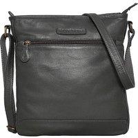 Brakeburn Leather Large Saddle Bag
