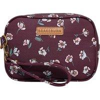 Brakeburn Floating Floral Small Wash Bag