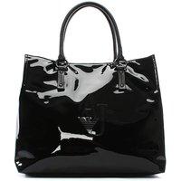 Armani Jeans XL Eco Leather Shopper Bag
