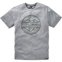 Snowdonia Slogan T-Shirt Long