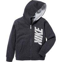 Nike Young Boys Club Fleece Full Zip Hoo