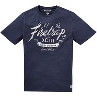 Firetrap Irobe T-Shirt Long