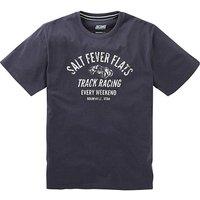 Jacamo Fever Graphic T-Shirt Regular