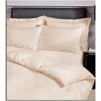 Satin Stripe Fitted Sheets