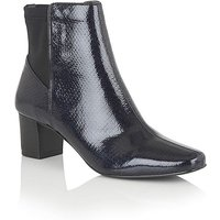 LOTUS SWALLOW ANKLE BOOTS