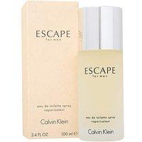 Calvin Klein Escape For Men EDT Spray at JD Williams Catalogue