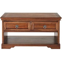 Colonial Storage Coffee Table