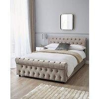 Kingston Velvet Bed Quilted Mattress