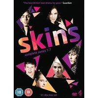 Skins Series 1 to 7 Box Set at JD Williams Catalogue